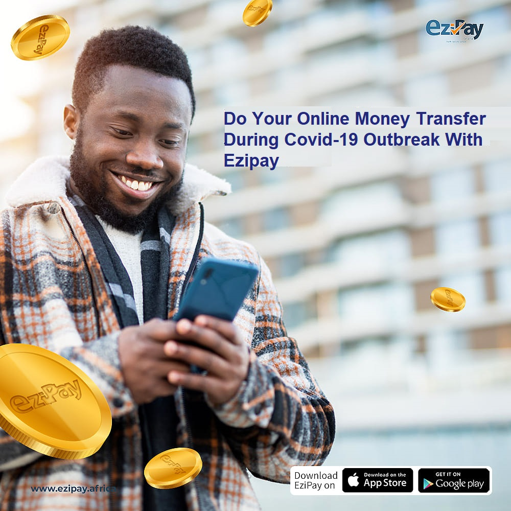 money transfer through ezipay